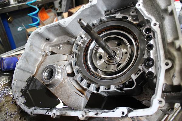 АКПП 6F35 для Ford Kuga 1.6 Ecoboost