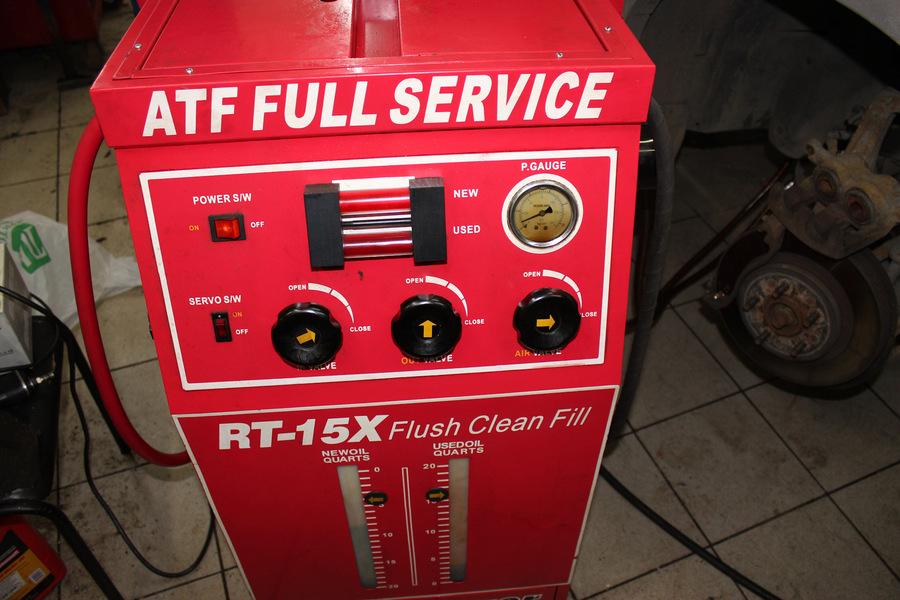 Аппарат для полной замены жидкости АКПП