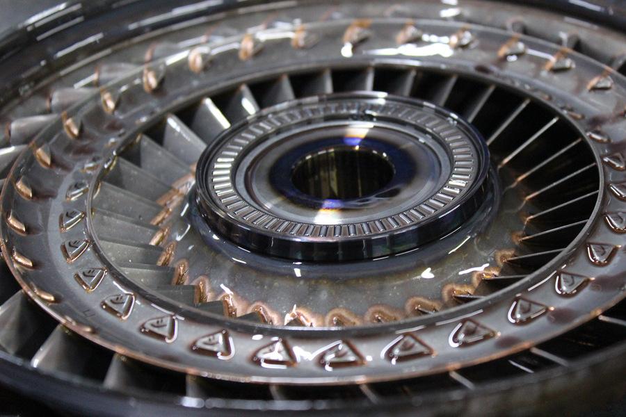 Ремонт гидротрансформатора AW5551SN