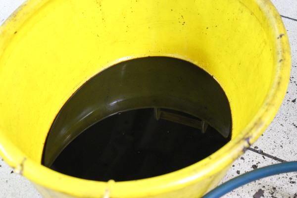 Масло в АКПП 6F35 требуется замена