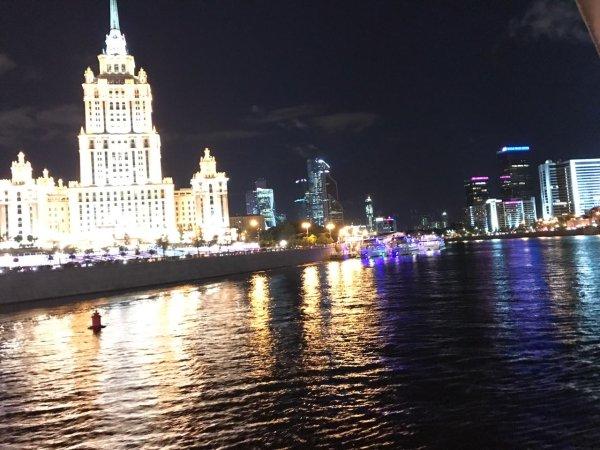 Семинар завершился 26 августа банкетом и прекрасной прогулкой по Москва-реке на теплоходе Ривьера.